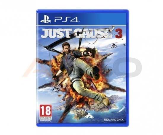 Gra Just Cause 3 (PS4)