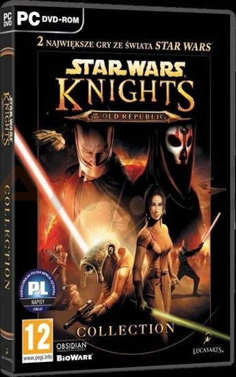 Gra Knights of the Old Republic Collection (PC)
