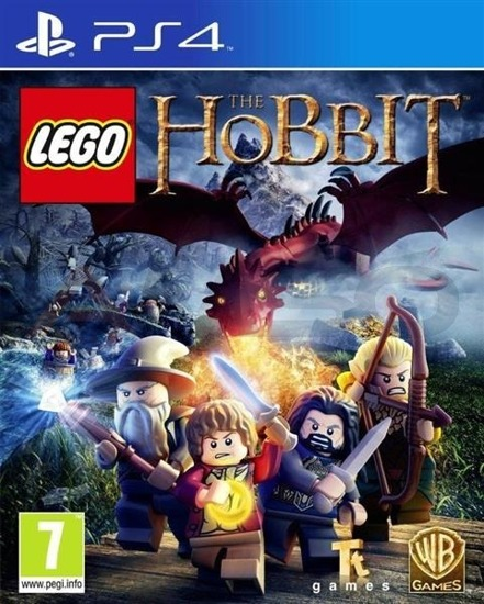 Gra Lego The Hobbit (PS4)