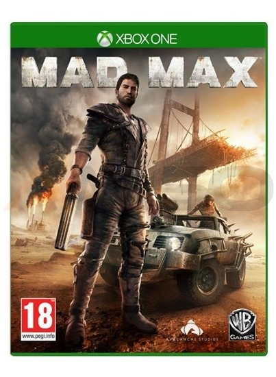 Gra Mad Max (XBOX One)
