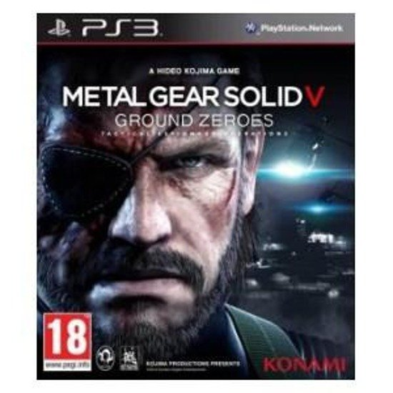 Gra Metal Gear Solid V: Ground Zeroes (PS3)