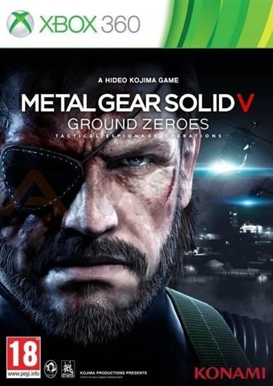 Gra Metal Gear Solid V: Ground Zeroes (XBOX 360)