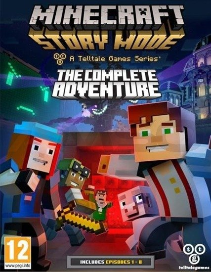 Gra Minecraft Story Mode The Complete Adventure (PC)