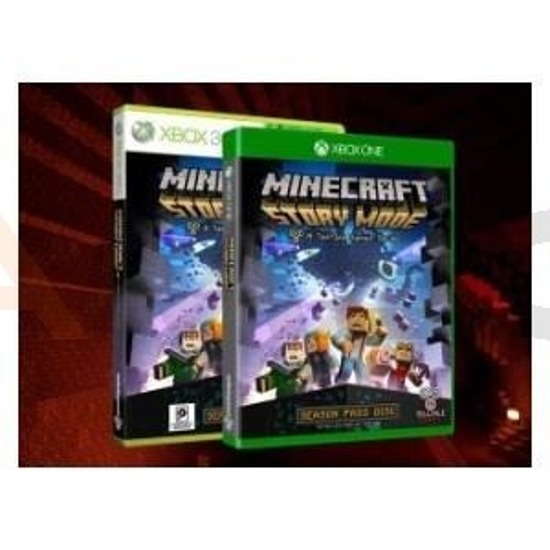 Gra Minecraft Story Mode (XBOX One)