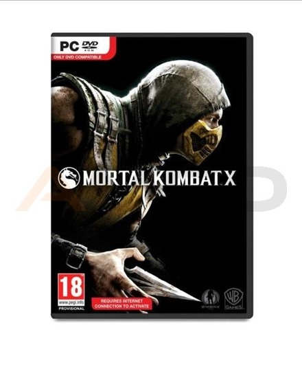 Gra Mortal Kombat X (PC)