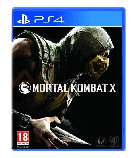 Gra Mortal Kombat X (PS4)