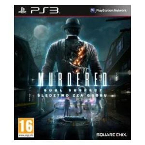 Gra Murdered: Soul Suspect (PS3)