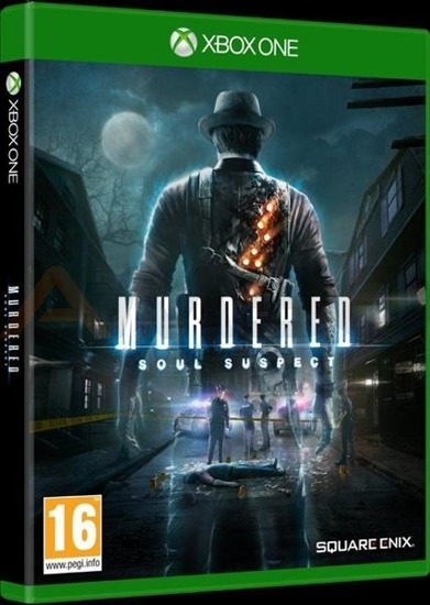 Gra Murdered: Soul Suspect (XBOX One)