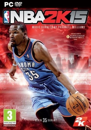Gra NBA 2K15 (PC)