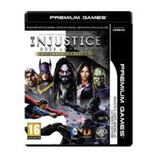 Gra NPG: Injustice: Gods Among Us Ultimate Edition (PC)