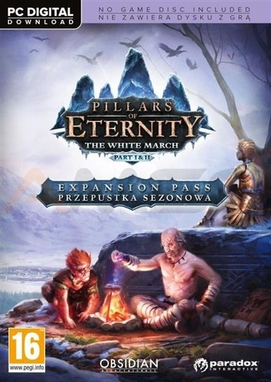 Gra Pillars of Eternity: The White March Expansion Pass (PC)