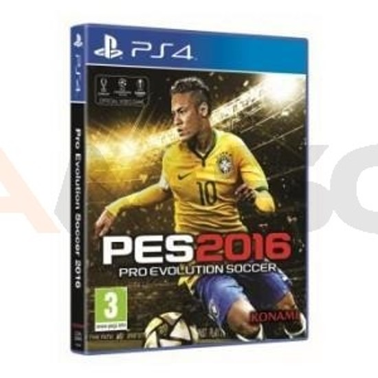 Gra Pro Evolution Soccer 2016 (PS4)