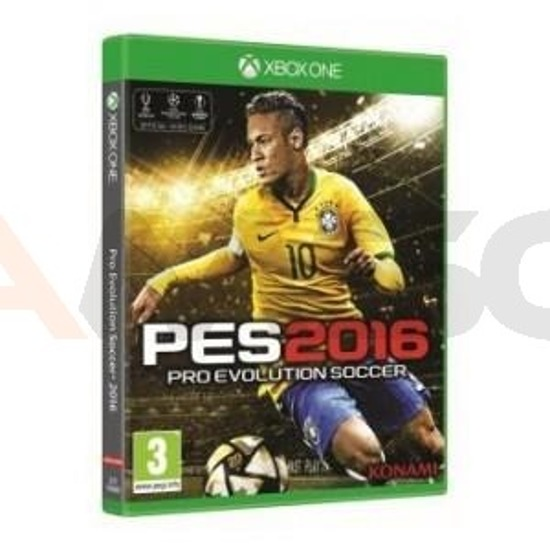 Gra Pro Evolution Soccer 2016 (XBOX One)