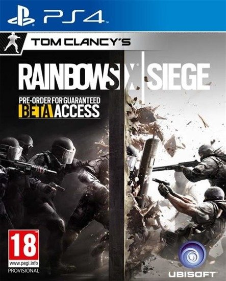 Gra RAINBOWSIX SIEGE (PS4)