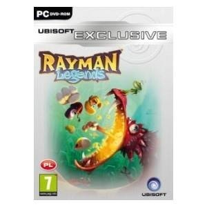 Gra RAYMAN LEGENDS EXCLUSIVE (PC)