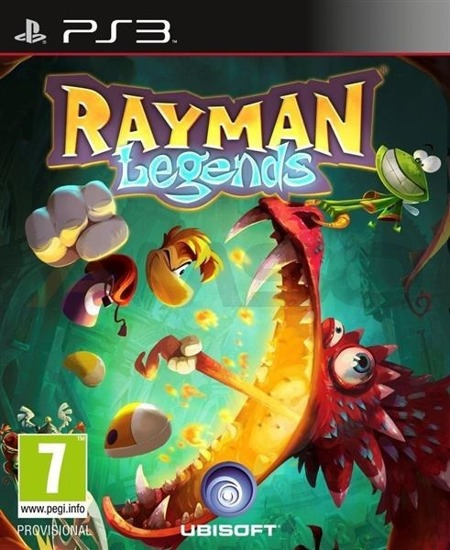 Gra RAYMAN LEGENDS (PS3)