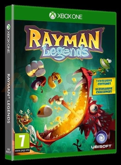 Gra RAYMAN LEGENDS (XBOX One)
