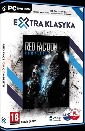 Gra RED FACTION COMPLETE Extra Klasyka (PC)
