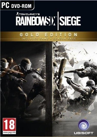 Gra Rainbow Six Siege GOLD (PC)