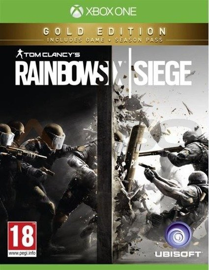 Gra Rainbow Six Siege GOLD (XBOX ONE)
