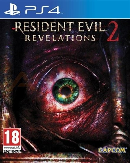 Gra Resident Evil Revelations 2 (PS4)