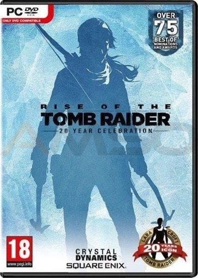 Gra Rise Of The Tomb Raider 20 rocznica serii (PC)