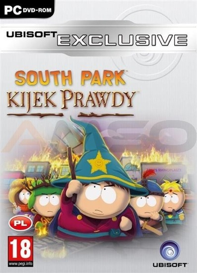 Gra SOUTH PARK: THE STICK OF TRUTH EXCLUSIVE (PC)
