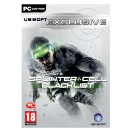 Gra SPLINTER CELL 6: Black List EXCLUSIVE (PC)