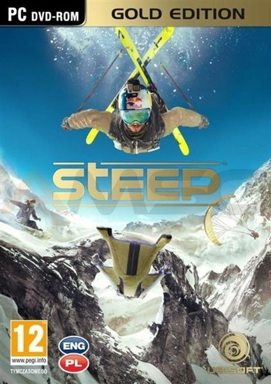 Gra STEEP GOLD POL PC