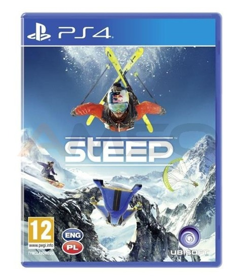 Gra STEEP PCSH (PS4)