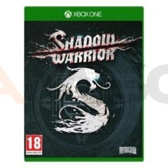 Gra Shadow Warrior (XBOX One)