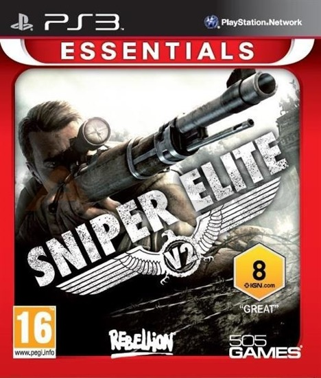Gra Sniper Elite V2 Essentials (PS3)