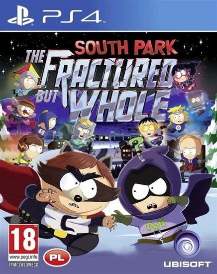 Gra South Park The Fractured But Whole (PS4)