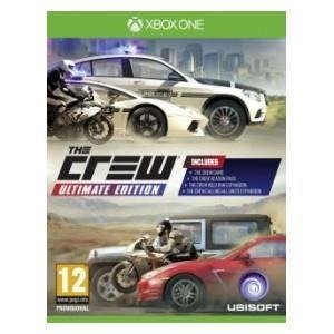 Gra The Crew Ultimate Edition Greatest Hits PCSH (XBOX ONE)