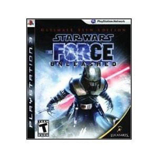 Gra The Force Unleashed Sith Edition (PS3)