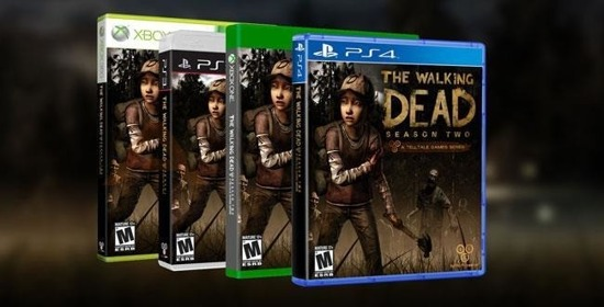 Gra The Walking Dead: Season Two (XBOX One)