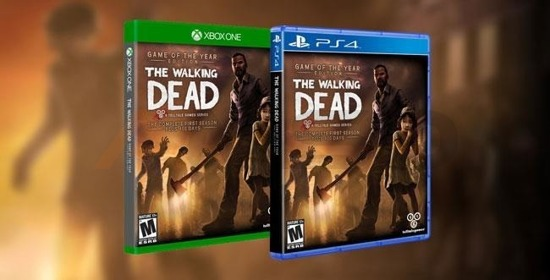 Gra The Walking Dead: The Complete First Season (XBOX One)