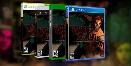 Gra The Wolf Among Us  (XBOX One)