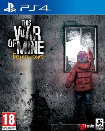 Gra This War of Mine: The Little Ones (PS4)