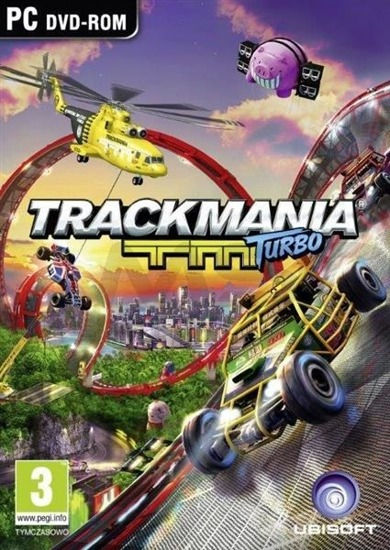 Gra Trackmania TURBO (PC)