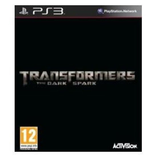 Gra Transformers Rise of the Dark Spark (PS3)