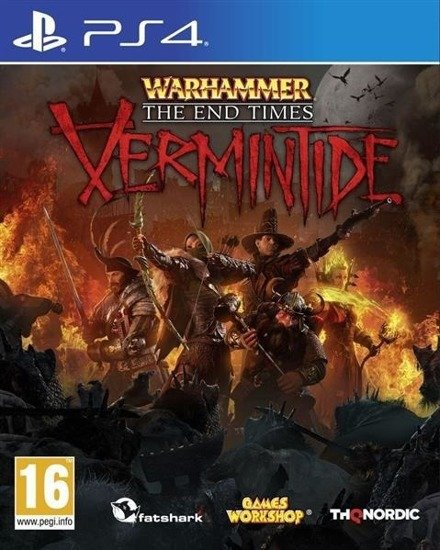 Gra WARHAMMER END TIMES: VERMINTIDE GOLD (PS4)
