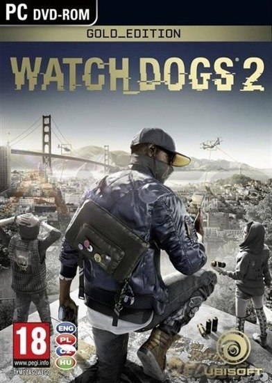 Gra WATCH DOGS 2 GOLD EDITION POL (PC)