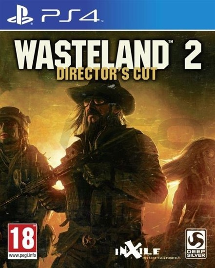 Gra Wasteland 2: Director's Cut (PS4)
