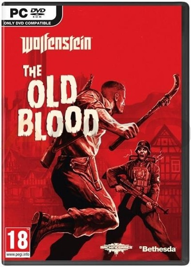 Gra Wolfenstein The Old Blood  (PC)