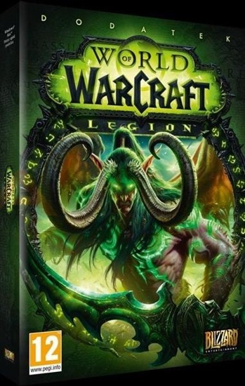 Gra World of Warcraft Legion (PC)
