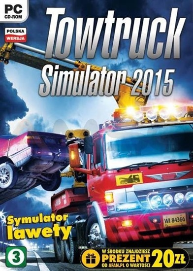 Gra na PC TOWTRUCK SIMULATOR 2015
