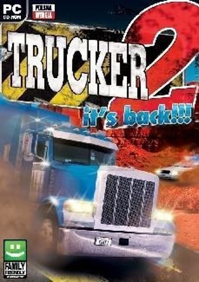 Gra na PC TRUCKER 2