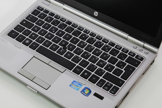 HP 2560p i5-2520M 4GB 250GB DVD WIN 7 HOME PL L7