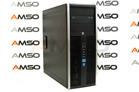 HP 8200 QUAD i5-2400 3.1GH 8GB 120GB SSD Windows 10 Home PL Tower